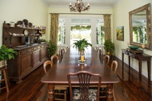 Cape South dining room