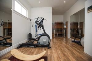 Cape South gym equipment