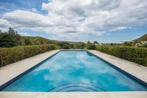 Cape South pool
